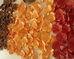 Sakuras de origami