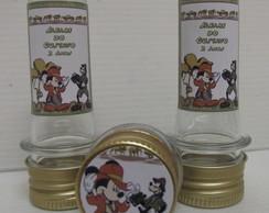 Mini Tubo De Ensaio Safari do Mickey