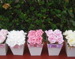 Vasinho de rosas sortidas I