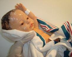 Beb� Reborn Prematura ESGOTADA