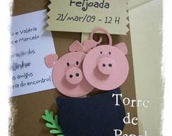 Convite Fejoada