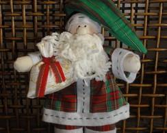 Papai Noel para �rvore de Natal