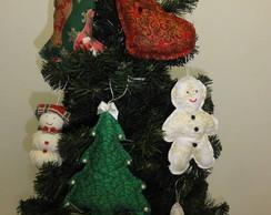 Enfeite para �rvore de Natal