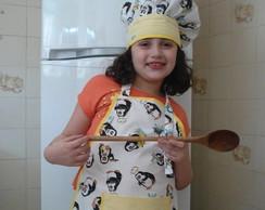 Kit Mini Chef - MENINAS