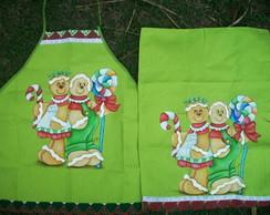 Kit Cookies de Natal