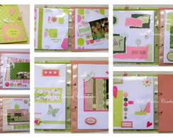SCRAPBOOK MINI �LBUM