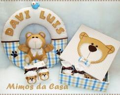 Kit Maternidade Urso