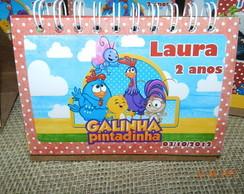 Calendario Galinha Pintadinha 2014