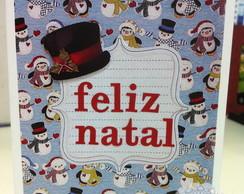 Cart�o Feliz Natal