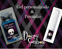 Gel personalizado monster high