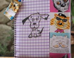 Caderno Cachorrinho Caju