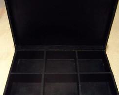 caixa bijuterias e rel�gios