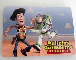 R�tulo para marmitinha Toy Story