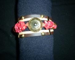 Pulseira / Bracelete cascalho