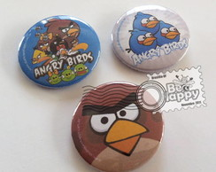 Angry Birds Bottons