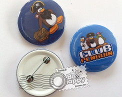 Club Penguin Bottons
