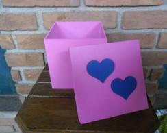 Caixa pink