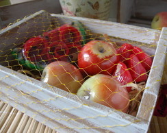 Caixa de frutas - monte como quiser