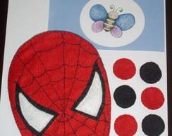 Jogo da Velha - Homem Aranha