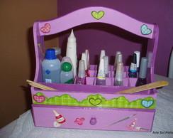 Caixa de Manicure Leila Leone