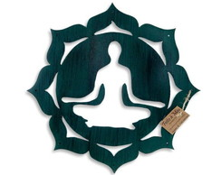 Mandala Meditante Flor de L�tus