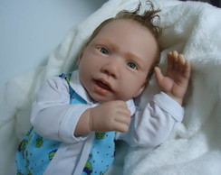 Beb� Reborn Caio - SOB ENCOMENDA!