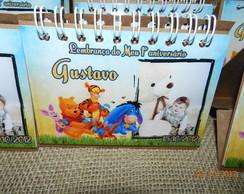 Calendario Ursinho Pooh  2014