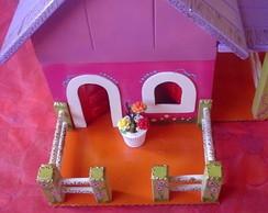 Casa Da Polly -bonecas Vendida