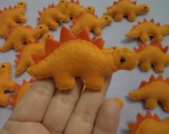 Dinossauro Estegossauro - Lembrancinha