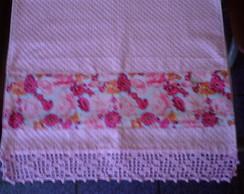 Toalha de Banho rosa