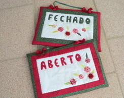 Pan� Aberto / Fechado