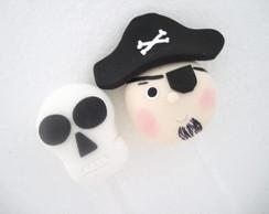 Colherzinha Pirata e Caveira