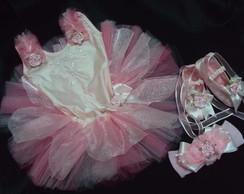 Tutu de bailarina Luxo
