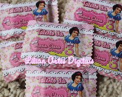 Mini chocolate Talento Branca de Neve