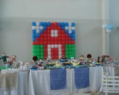 decora��o festa infantil tema fazendinha
