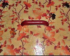 Flores - Decoupage