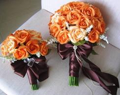 Bouquet Di Andria II + mini bouquet dama