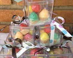 Mini cupcakes na caixinha!