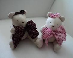 Lembrancinha -Super- mini-ursinhas