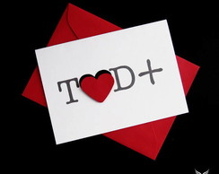 Cart�o T♥D+