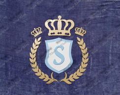 Kit Pr�ncipe ou Princesa Coroa de Louros