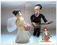Topo De Bolo De Casamento