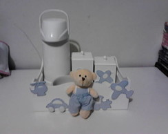 Kit Higiene bandeja Urso