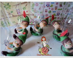 Ta�a Acr�lico Decorada Peter Pan