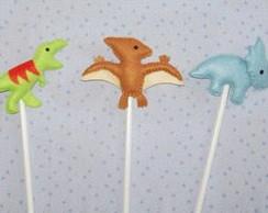 Ponteira de l�pis Dinossauro