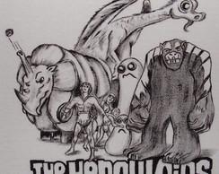 Herculoids :: S�rie Tatoo
