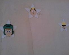 Decora��o para paredes - Chaves