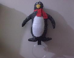 Porta pano de prato Pinguim