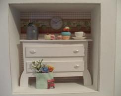 Quadro Decorativo minha cozinha 1