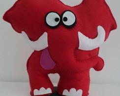 Elefante da Galinha Pintadinha